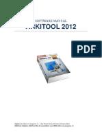 Manual de Instalacion y Uso de ARKITool 2012_sv