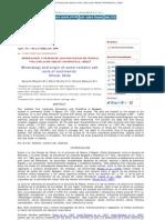 Agricultura Técnica - MINERALOGÍA Y GENESIS DE ALGUNOS SUELOS DE CENIZAS VOL