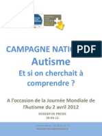 Dossier Presse Autisme