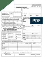 Application Form CEPTAM 05[1]