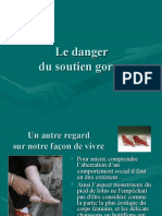 Le Danger Du Soutien Gorge 1