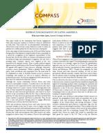 Korea's Engagement in Latin America, by Juan Felipe López, Aymes El Colegio de México