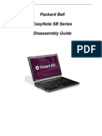 Dis Assembly EasyNote SB Series