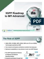 Adrian Scrase -3GPP- Roadmap to IMT-Advanced