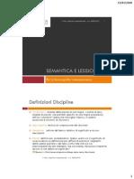 Semanticaelessico