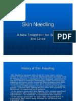 Skin Needling for Doctors