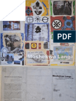 Langa Exhibition Poster