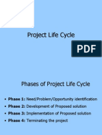 Project Life Cycle Phases 169