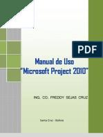 Manual Del Ms Project 2010