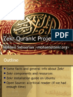 ( ZEKR ) - QURAN Desktop  Free Cross-Platform  Open-Source Application