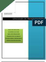 Lenguajes de Programación índice TIOBE