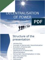 decentralisation(BGIS)