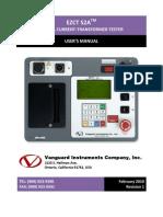 Ezct-s2a User Manual