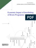 Ecopnomic Impact Interlinking Rivers