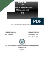 Sale Report