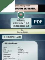 LAPSUS HORDEOLUM EKS