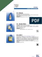 Cocinas y Planchas - II y Lavavajillas Manuales