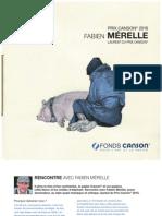 Livret Fabien Merelle