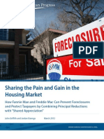 Sharing the Pain and Gain in the Housing Market