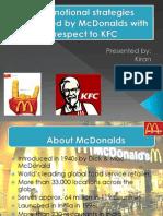 Mac Vs. KFC