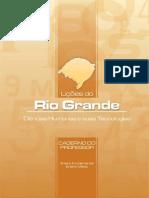Rio Grande Do Sul - Caderno do Professor