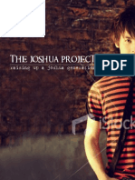 """The Joshua Project"" by Michael L Moore"