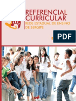 Sergipe - Referencial Curricular