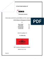 Northwest Airlines (CASE STUDY)