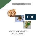 Recetario Bases Culinarias II Imprimir[1]