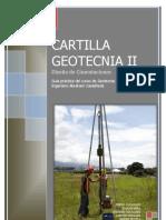 Cartilla de Geotecnia II