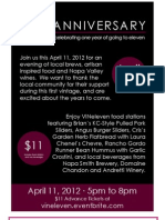 March/April 2012 Chamber Member E-Sheets