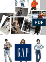 Gap and Zara