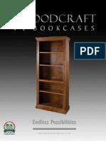 Interactive Bookcase Spreads