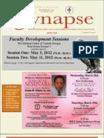 April Synapse 2012
