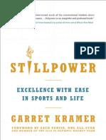 Stillpower by Garret Kramer_Ch. 1