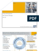 Solution Manager ITIL