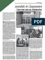 """Colegio """"La Inmaculada"""" de Camponaraya. Marzo 2012"""
