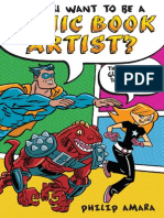 So, You Want to Be a Comic Book Artists? by Philip Amara_Ch. 1