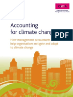 Cid Accounting for Climate Change Feb10