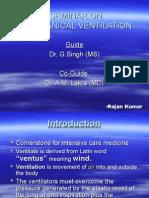 mechanical ventilation seminar