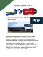 La Innovacion en  los  mercados:Blockbuster vs Netflix