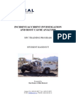L9 Incident Investigation Student Handout