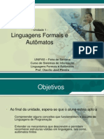 UNIFACS.CPL.Capitulo 01 - Linguagens Formais e Autômatos
