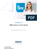 StoneGate Management Center Installation Guide v5-3