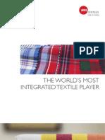NSL Textile Brochure