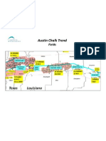 Austin Chalk Fields Map Feb 2011