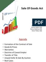 goods act 1930