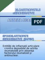 Artrita reactiva PRELEGERE
