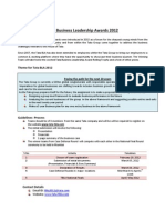 Tata Business Leadership Awards 2012[1]