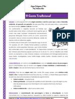 Conto Tradicional - origem e características  (blog8 11-12)
